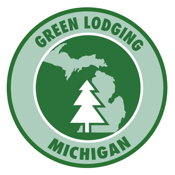 Green Lodging Michigan Certified Leader Logo